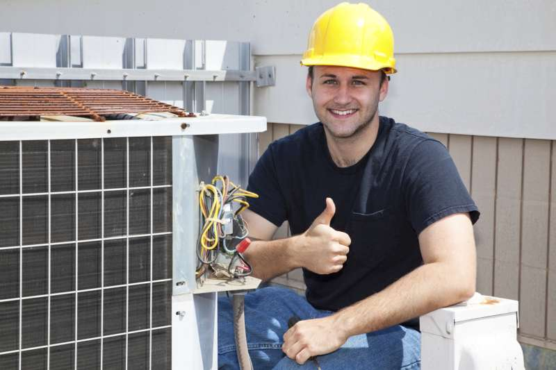 24 Hour Emergency Air Conditioner Repair Services in Parkfield