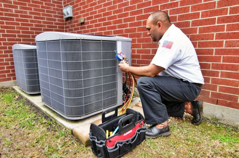 24 Hour Emergency Air Conditioner Repair Services in Marble