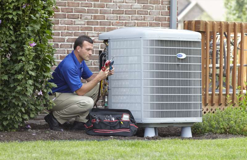 24 Hour Emergency Air Conditioner Repair Services in Lincoln Park