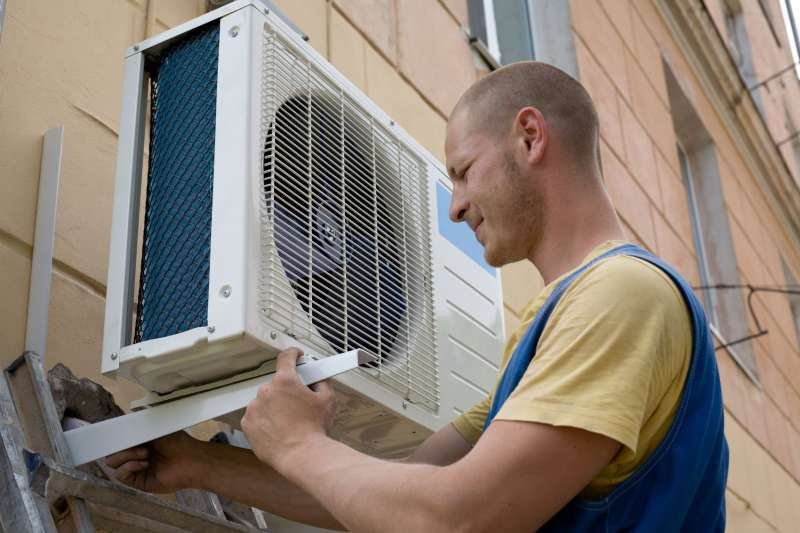 24 Hour Emergency Air Conditioner Repair Services in City Park
