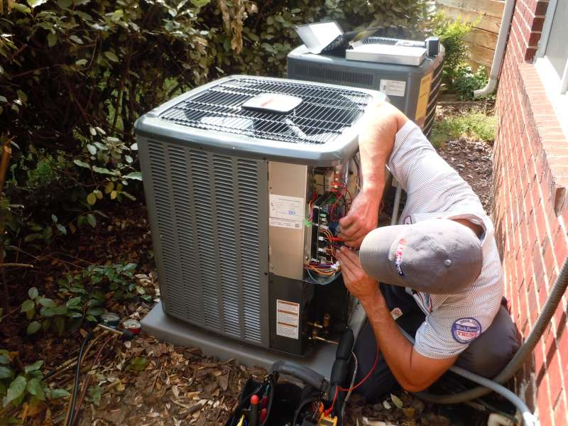 24 Hour Emergency Air Conditioner Repair Services in Meridian