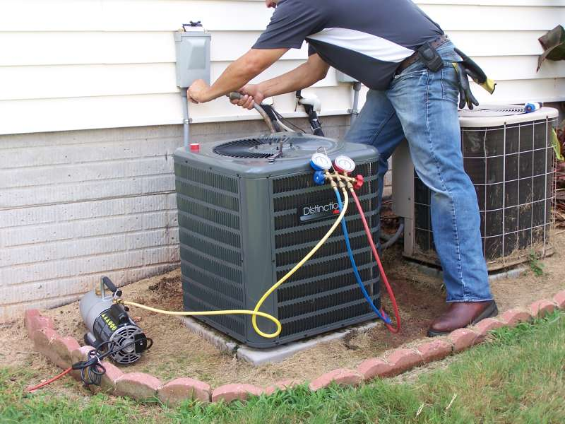 24 Hour Emergency Air Conditioner Repair Services in Las Animas