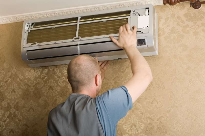 24 Hour Emergency Air Conditioner Repair Services in Ward
