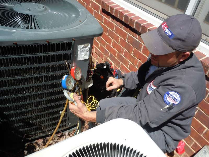 24 Hour Emergency Air Conditioner Repair Services in Marston