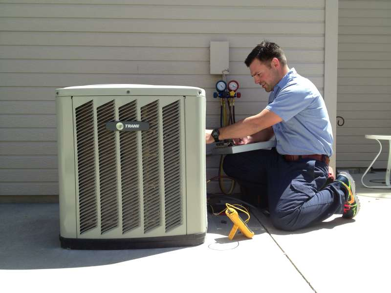 24 Hour Emergency Air Conditioner Repair Services in Heritage Hills
