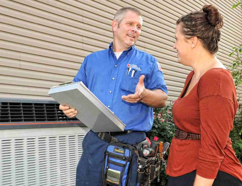 24 Hour Emergency Air Conditioner Repair Services in Washington Park