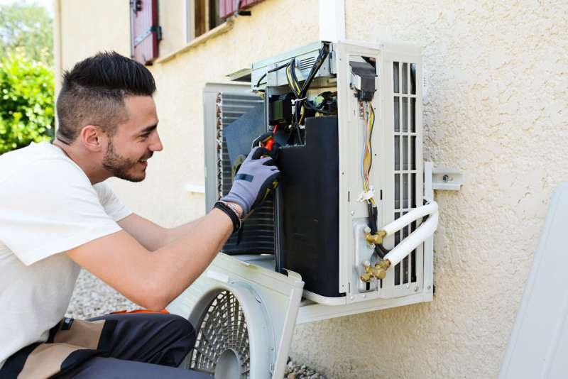 24 Hour Emergency Air Conditioner Repair Services in West Colfax