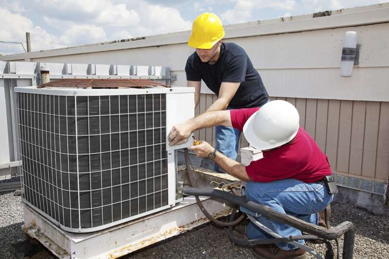 24 Hour Emergency Air Conditioner Repair Services in Black Hawk