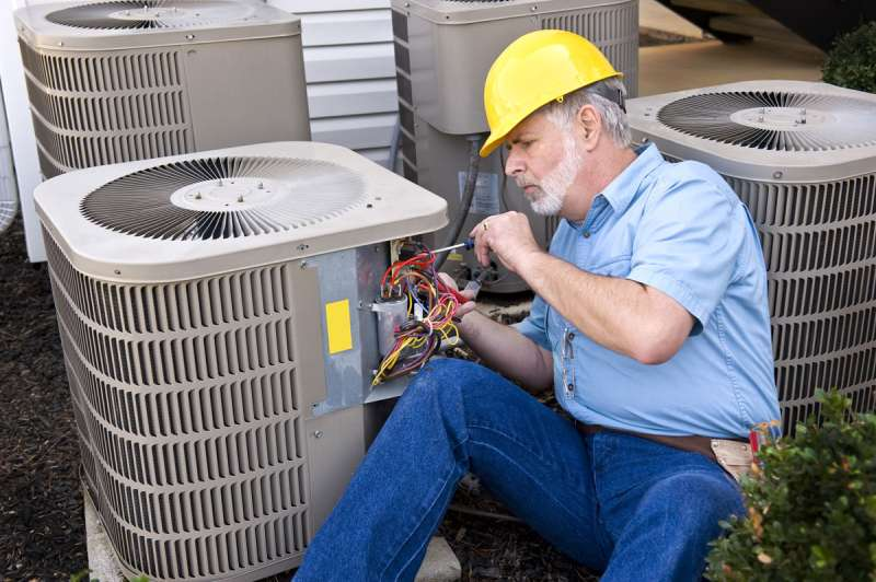 24 Hour Emergency Air Conditioner Repair Services in Jefferson Park