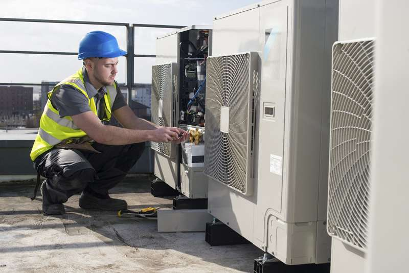 24 Hour Emergency Air Conditioner Repair Services in St. Mary's