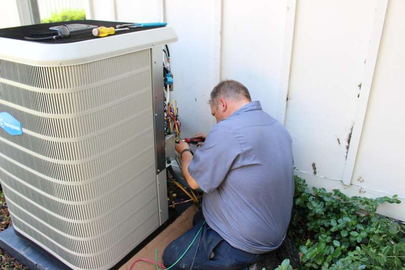 Emergency Air Conditioner Repair in Black Forest