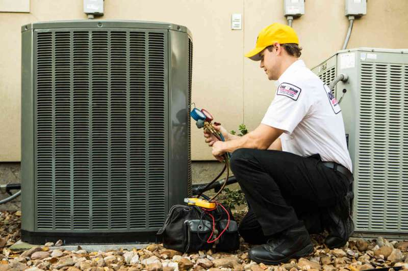 Emergency Air Conditioner Repair in Frederick