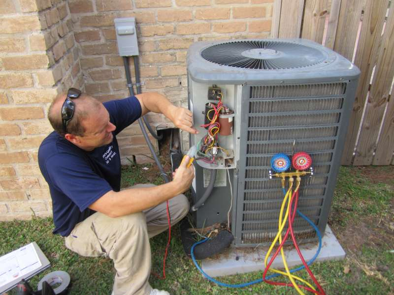 Emergency Air Conditioner Repair in Gold Hill