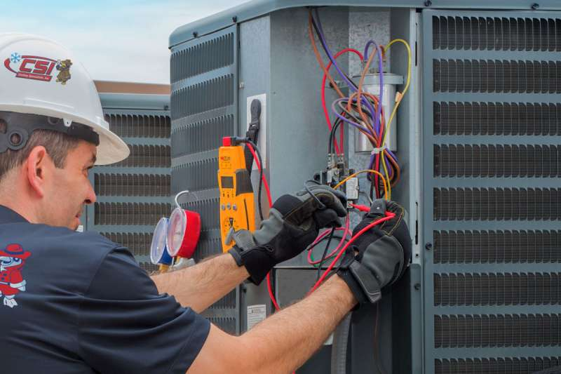 Emergency Air Conditioner Repair in Akron