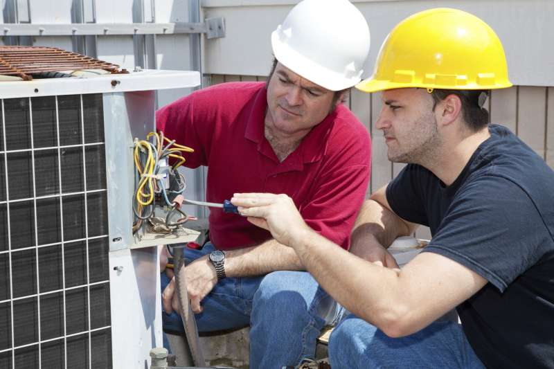 Emergency Air Conditioner Repair in Virginia Village