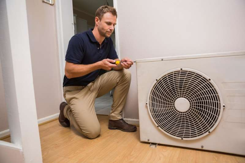 Emergency Air Conditioner Repair in Silver Plume