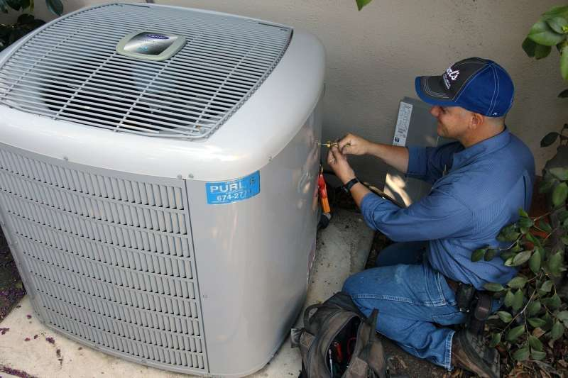 Emergency Air Conditioner Repair in Golden Triangle
