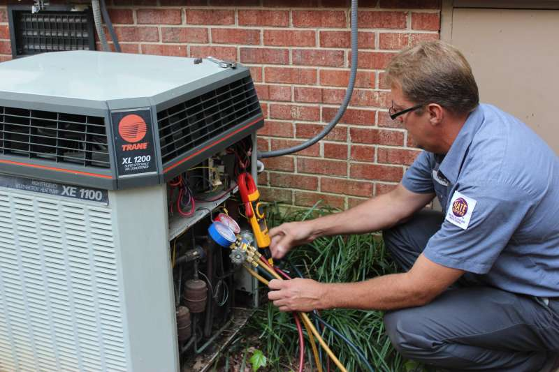 Emergency Air Conditioner Repair in Delta