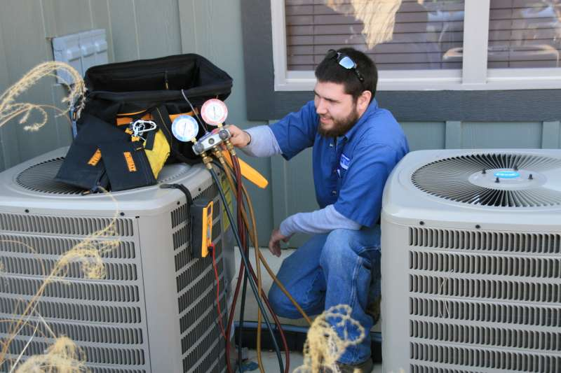 Emergency Air Conditioner Repair in Wellington