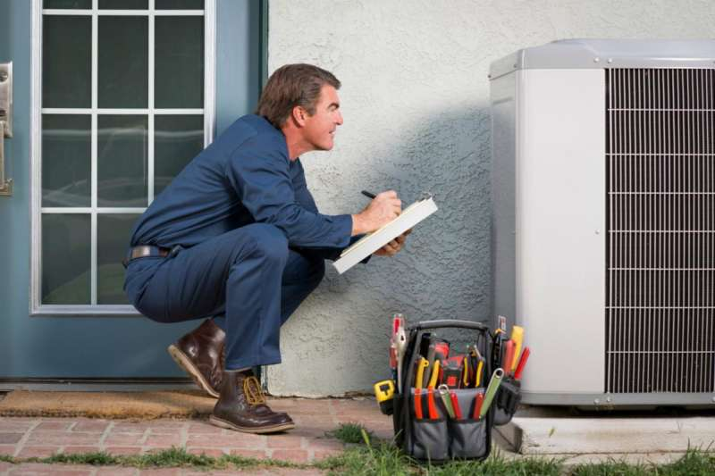 Emergency Air Conditioner Repair in Eads
