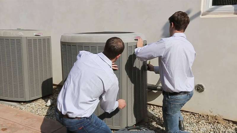 Emergency Air Conditioner Repair in Kiowa