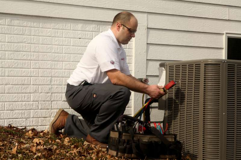 Emergency Air Conditioner Repair in Jefferson Park