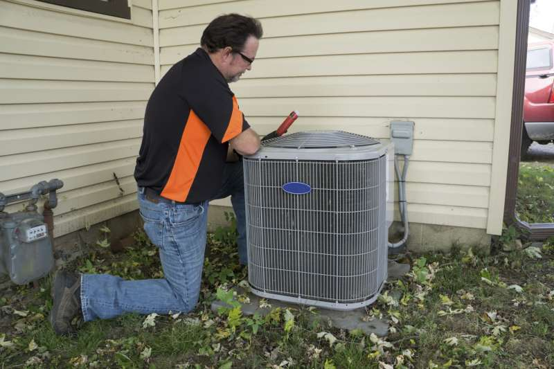 Emergency Air Conditioner Repair in South Fork